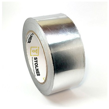 Aluminum tape, Cloth Duct tape